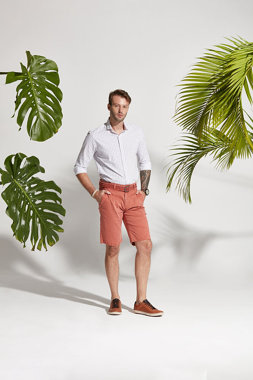BERMUDA REGULAR FIT SARJA