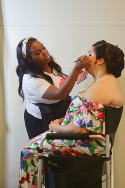 Glam and Glow Beauty and Body Services Makeup