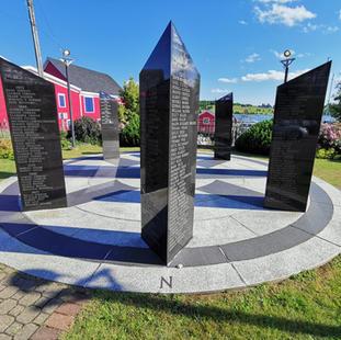 Fishermens Memorial - Bluenose Drive