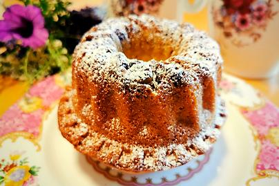 Small Rum Cake