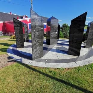 Fishermans Memorial - Bluenose Drive