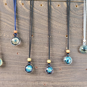 glassbeads & chainmaille em