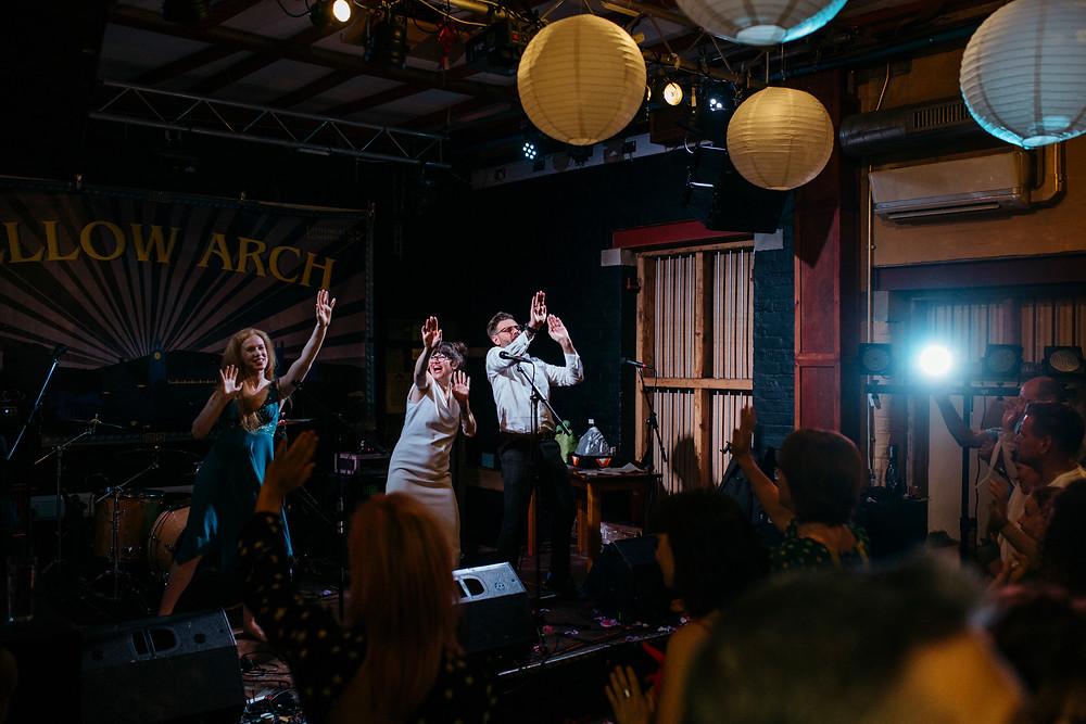 Yellow Arch Wedding Sheffield