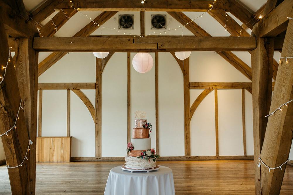 Sandburn Hall Wedding
