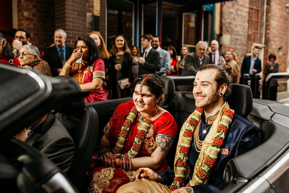 Kelham Island Hindu Wedding Sheffield