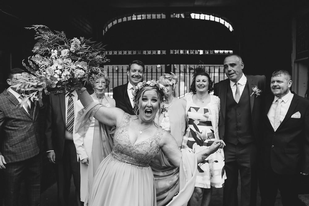 Yellow Arch Studios Sheffield Wedding Photographer