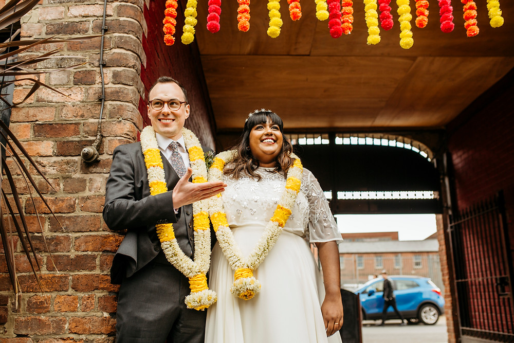 Yellow Arch Studios Wedding Sheffield
