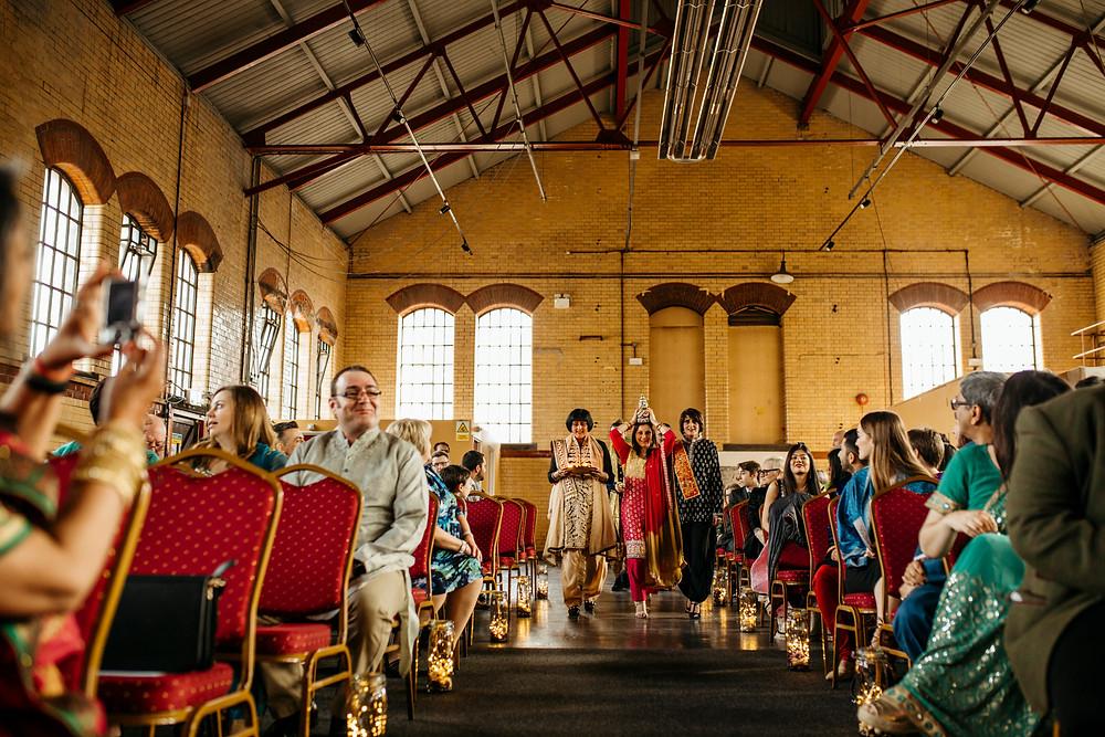Hindu Wedding Kelham Island Museum Sheffield