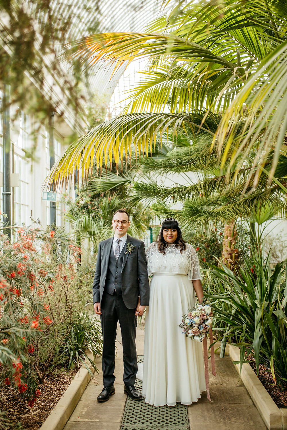 Botanical Gardens Wedding Sheffield