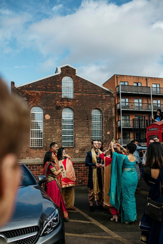 Hindu Wedding Sheffield