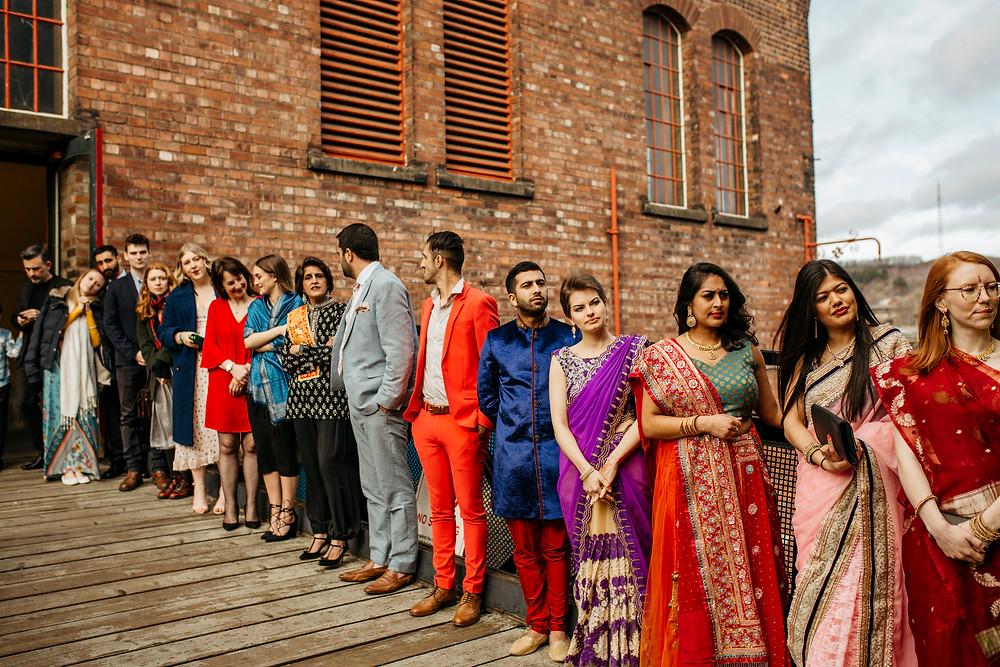 Indian Wedding Sheffield Photography