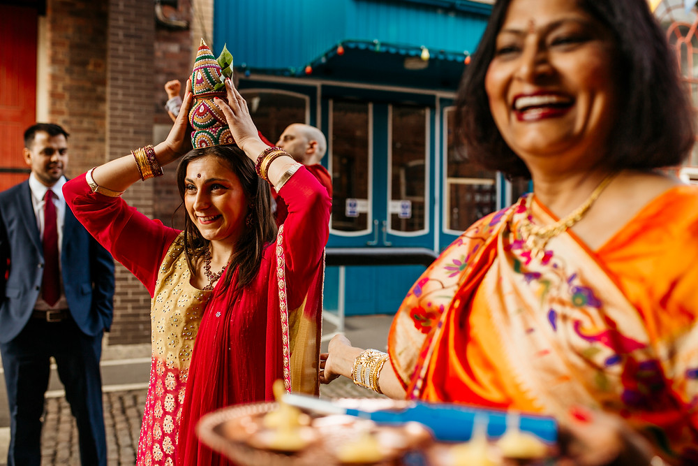 Hindu Wedding Kelham Island Sheffield
