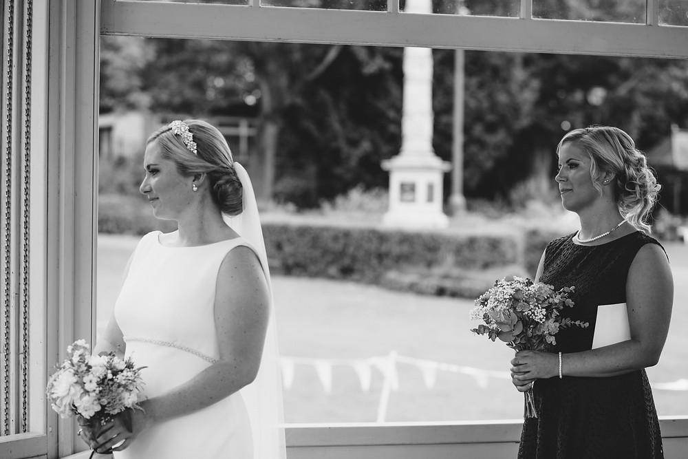 Western Park Bandstand Wedding Photography