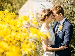 Carla & James' Wedding | Masham, North Yorkshire