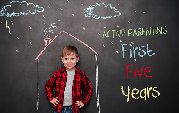 Active Parenting First Five Years
