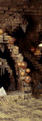 Halo Toymation Set ( Cave)