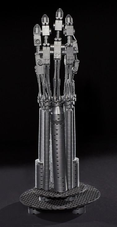 Terminator's Hand