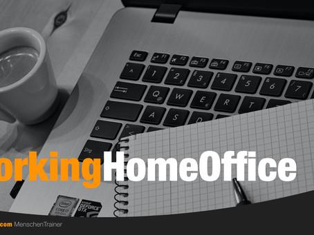 Wie OPTIMAL im HomeOffice arbeiten?