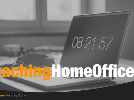 Wie COACHE ich meine Mitarbeiter im HomeOffice richtig?