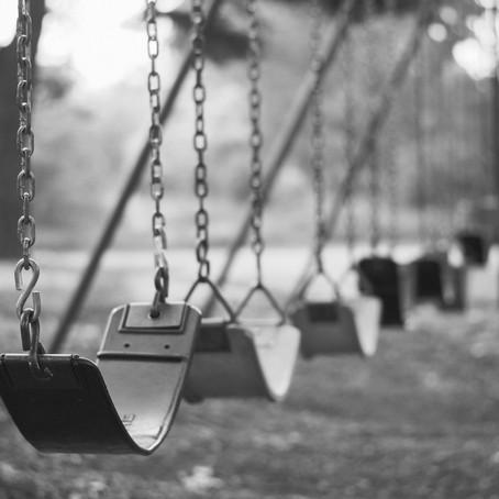 Der Spielplatz (eine Geschichte zum Nachdenken).