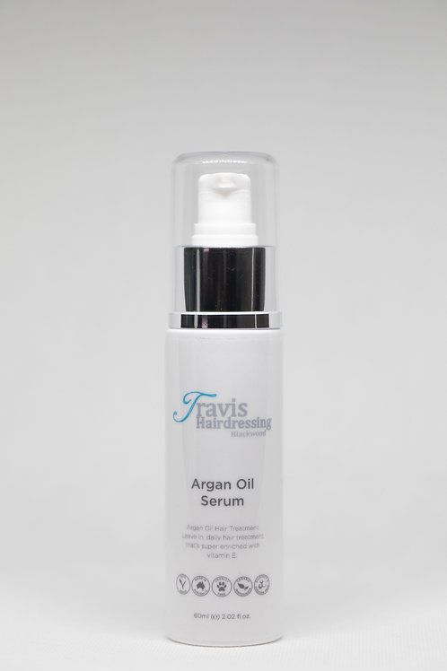 Travis Hairdressing Argan Oil Serum