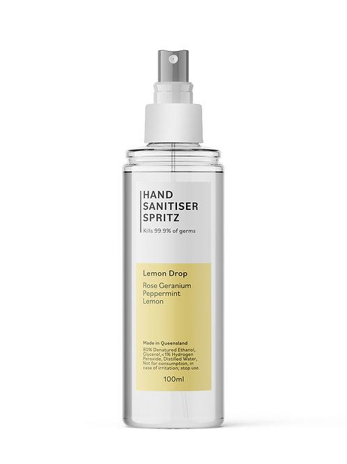 Hand Sanitiser Spritz