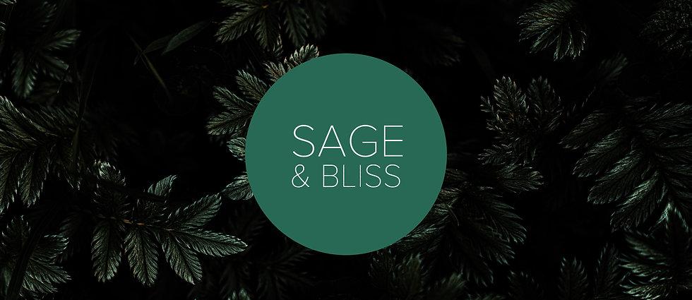 Sage & Bliss logo