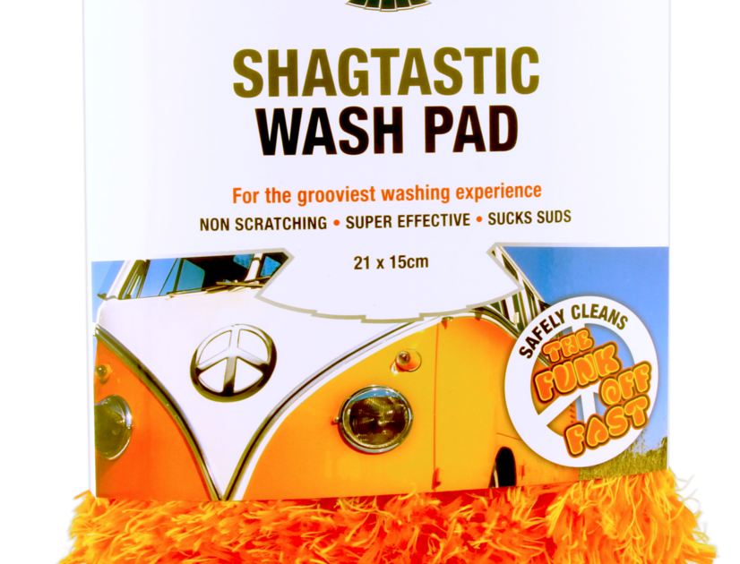 Shagtastic Wash Pad