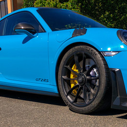 Porsche GT2RS Track setup