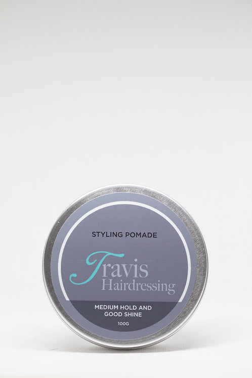 Travis Hairdressing Styling Pomade