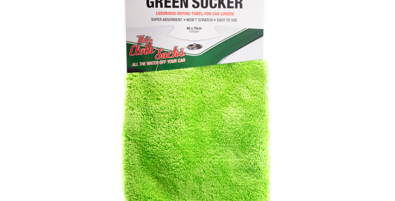 The Big Green Sucker