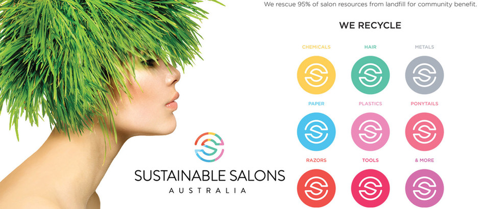 We're officially a Sustainable Salon!