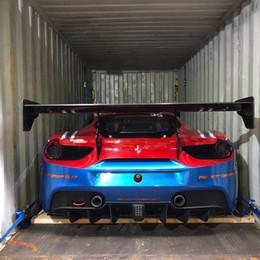 Ferrari 488 Challenge sourcing