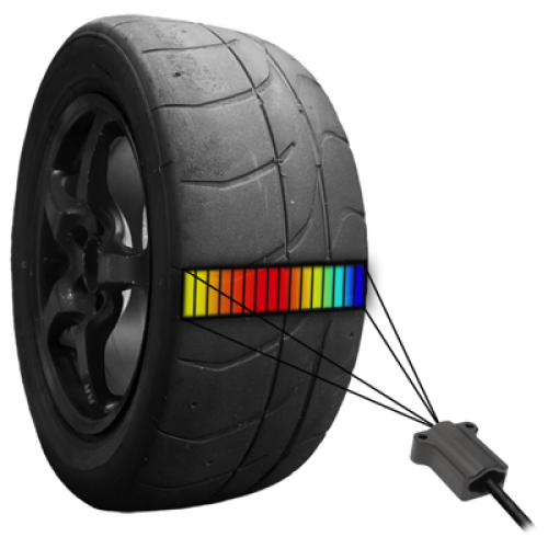 New tyre temperature sensors for the VBOX HD2