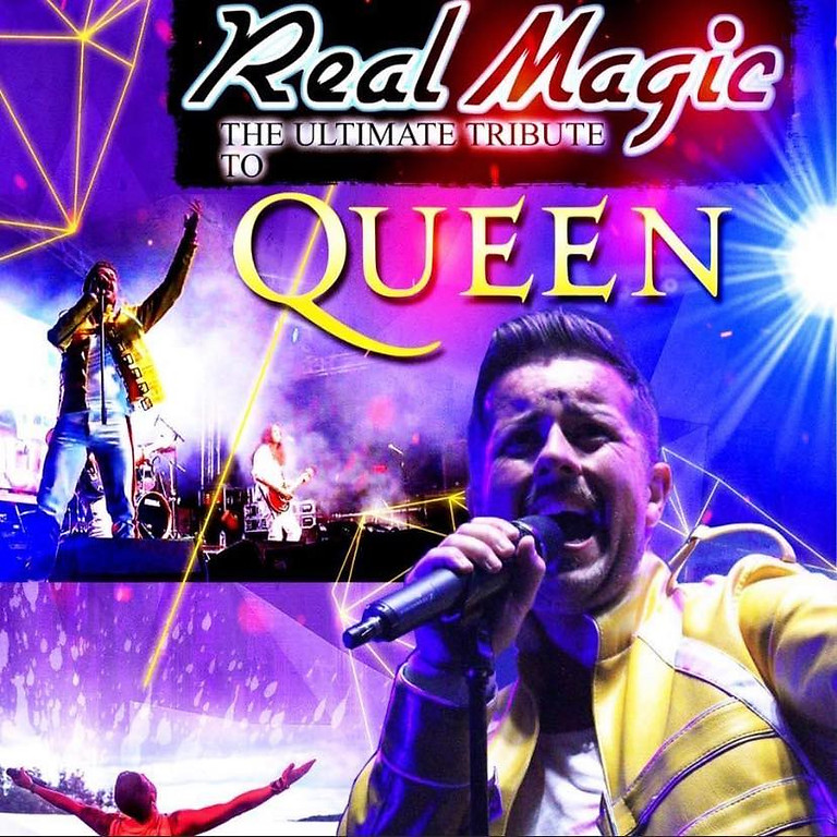 Real Magic ( Queen )