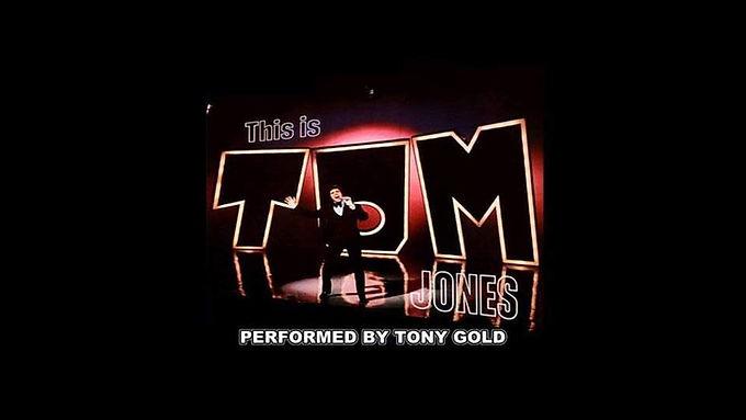 TOM JONES BY TONY GOLD
