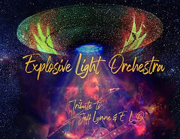 Explosive Light Orchestra ( Afternoon show)