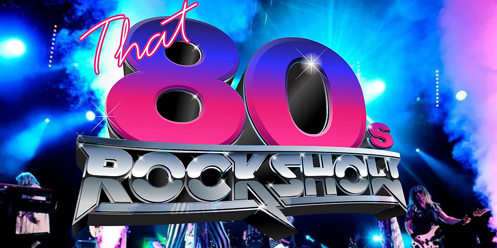 That 80's Rock Show