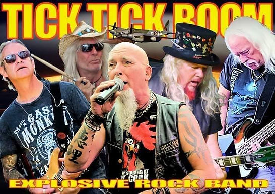 Steeler & Tick Tick Boom!