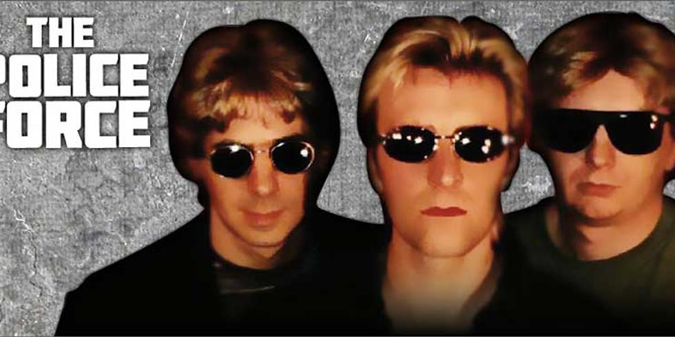 Police Force & Steeler!