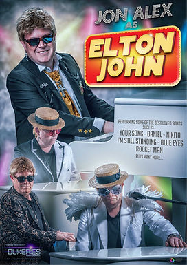 An Afternoon With Elton John