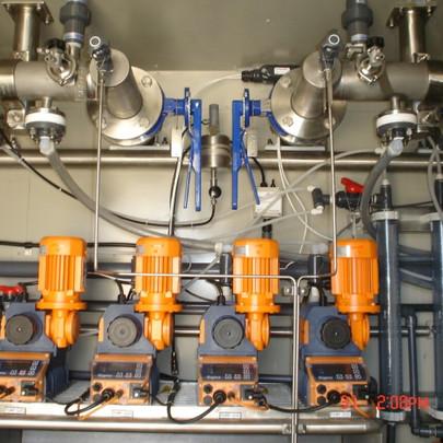 Wastewater Neutralization System