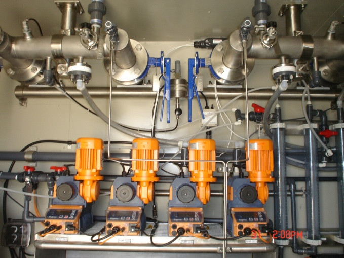 Wastewater Neutralization System