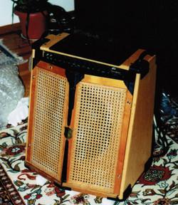 Plowfront Lodal Bass Amp