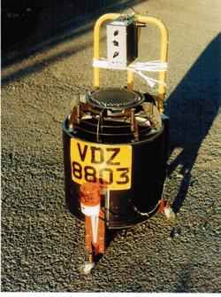 Industrial Vacuum Cleaner Amp