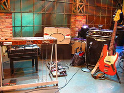 De Soto Amp Played on Tonight Show