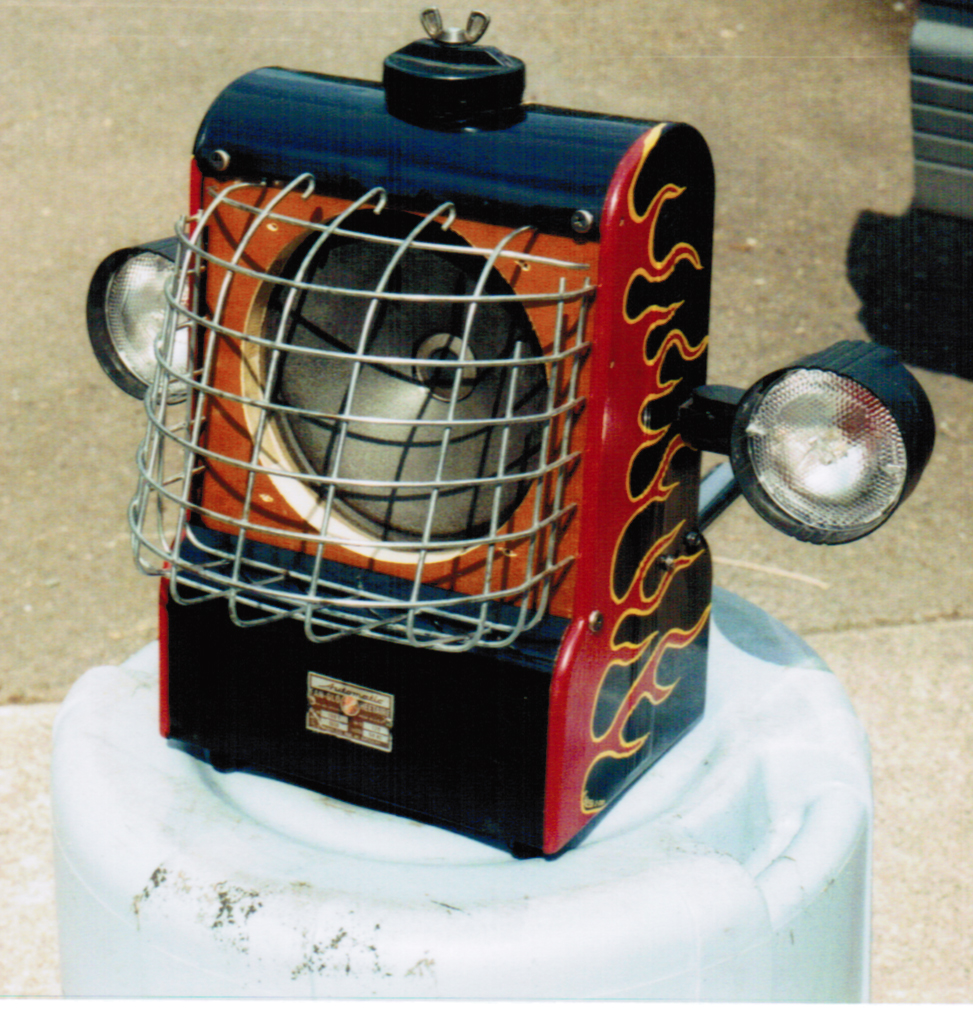 Hot Rod Heater Amp