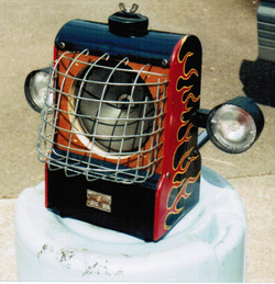 Hot Rod Heater Amp