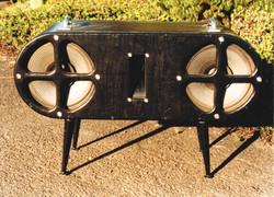 Teutonic Stereo Amp