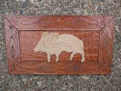 Small Javelina Panel